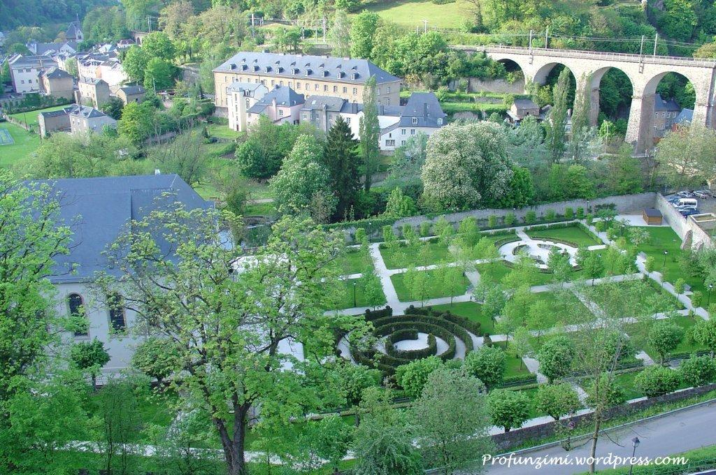 Vedere de sus - Luxembourg