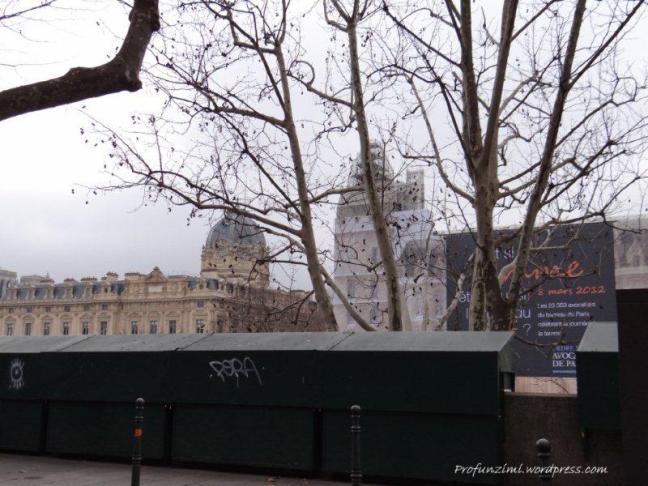 Paris - pe malul Senei
