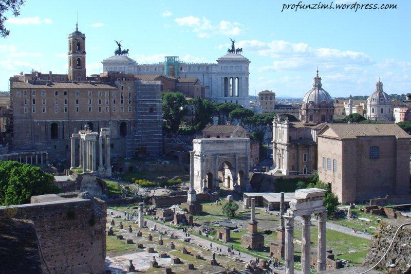 Roma - eternitate
